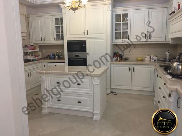 classic cabinet-کلاسیک چوب