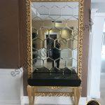 aina kari-mirror works-آینه کاری