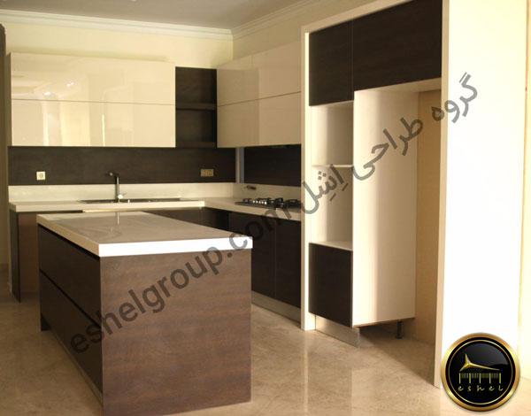 modern cabinet-کابینت آشپزخانه مدرن
