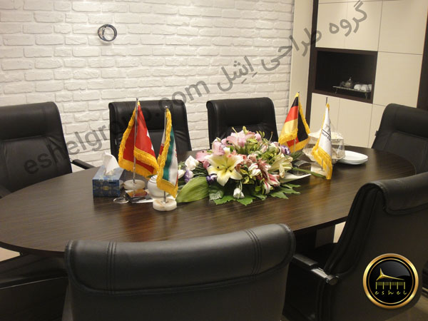 office decoration-طراحی اداری
