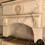 wooden classic cabinet-کابینت کلاسیک چوب
