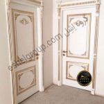 درب چوبی- wooden doors