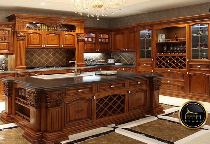 کابینت کلاسیک-classic cabinet