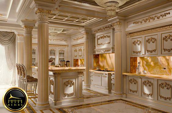 new roman cabinet-کابینت رومی جدید